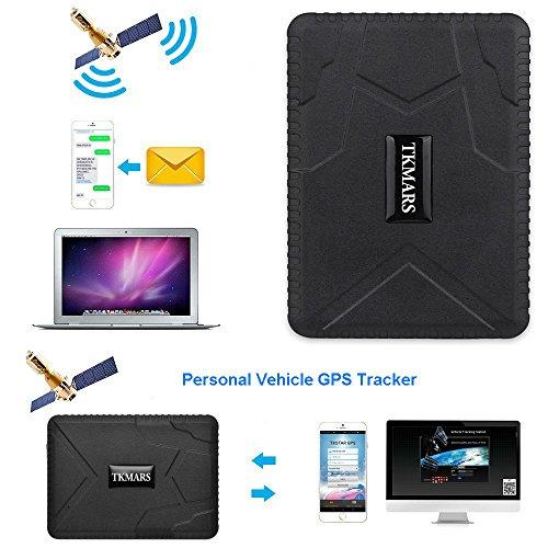 Winnes GPS Tracker vehicule TKMARS Locator Traceur GPS...