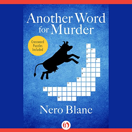Another Word for Murder audiobook cover art