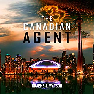 The Canadian Agent audiobook cover art