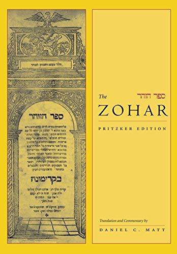 The Zohar: Pritzker Edition, Volume Nine (Zohar: The Pritzker Editions)