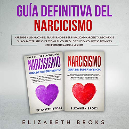 Guía Definitiva del Narcicismo [Definitive Guide to Narcissism]  audiobook cover art