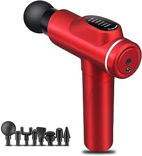 Electric Handheld Massagers Muscle Massager Massage Gun Pain Relief,USB Rechargeable Massage Device Percussion Massage Gun...