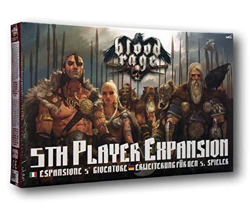 Blood Rage - 5. Ampliación de Jugadores.
