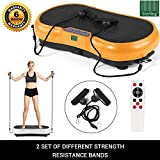 Sterling Power Vibration Exercise Machine, Vibrating Plate Weight Loss Vibrator Power Body Fit