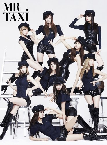 girls generations SNSD GIRLS' GENERATION [THE BOYS] 3rd Album MR.TAXI Ver CD+Photobook+Card+Tracking Number SEALED