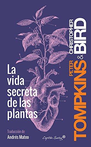 Portada del libro La vida secreta de las plantas de Christopher Bird