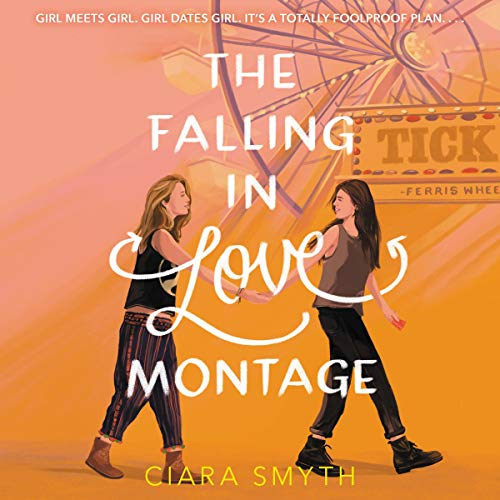 The Falling in Love Montage audiobook cover art