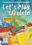 [page_title]-Let's Play Ukulele mit 2 CDs + DVD