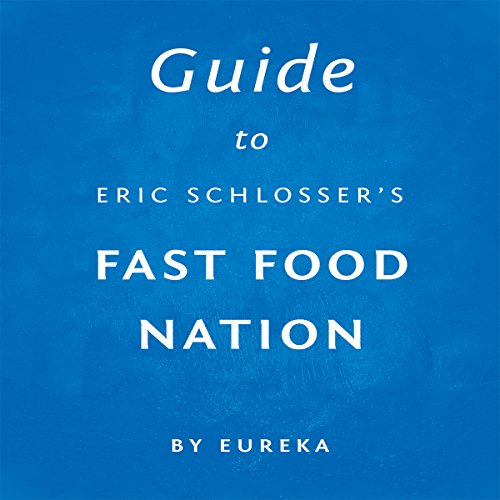 Guide to Eric Schlosser's Fast Food Nation audiobook cover art