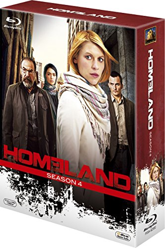 HOMELAND/ホームランド シーズン4 ブルーレイBOX [Blu-ray]