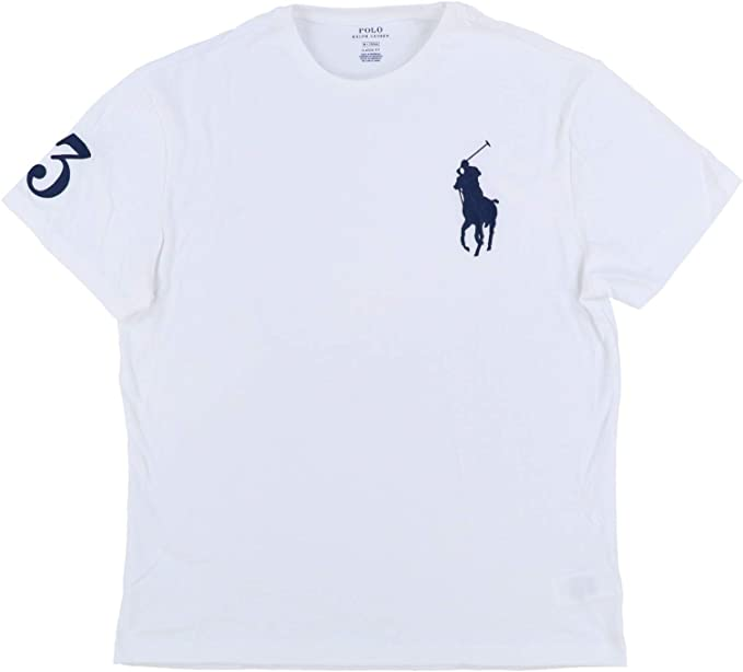 Polo Ralph Lauren Big Pony Crew Neck T-Shirt