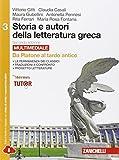 Photo Gallery storia e autori della letteratura greca. per le scuole superiori. con e-book. con espansione online: 3