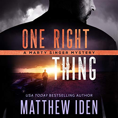 One Right Thing cover art