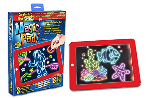 Rotuladores Magicos Brillantes Marca MagicPad