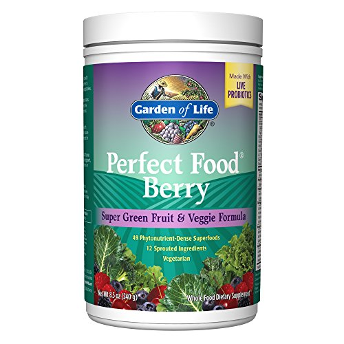 Garden of Life Whole Food Fruit and Vegetable...