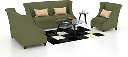 Amazon.in: Green - Sofa Sets / Living Room Furniture: Furniture