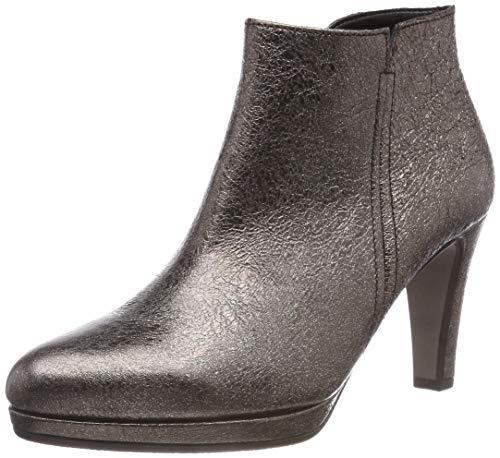 Gabor Shoes Damen Basic Stiefeletten, Braun (Metal 60), 40 EU