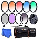 K&F Concept Filter Set 40.5MM UV CPL FLD -