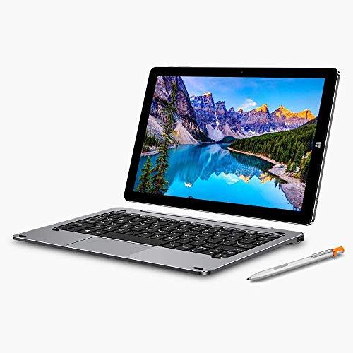 CHUWI Hi10 XR,10.1inch Tablet PC,Windows10 Intel N4120,Quad Core 6GB RAM 128GB ROM,1920X1200 IPS Screen,Type-C,BT5.0,WiFi,2 in 1 Tablet(6GB,128GB)(No keyboard or stylus included)