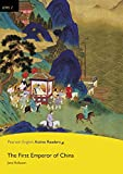 Pearson English Active Readers: Level 2 The First Emperor of China (MP3 & CD-ROM)