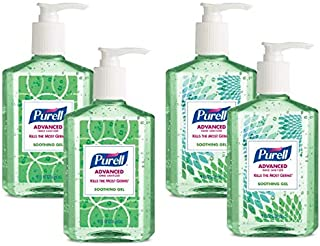 hand sanitizer stand by Purell