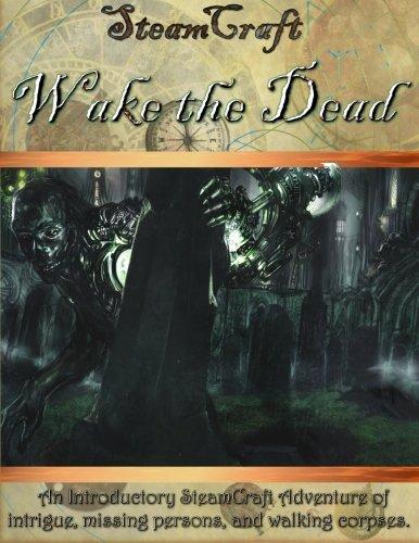 SteamCraft: Wake the Dead: Part 1: Volume 1