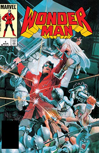 Wonder Man (1986) #1 (English Edition)