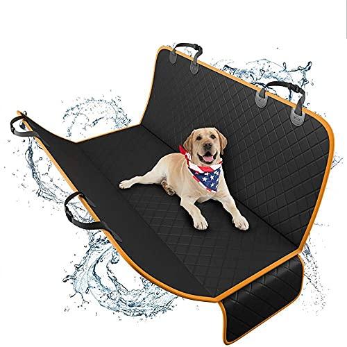 Alfombrilla de coche para mascotas, alfombrilla trasera para perro, cojín multiusos para mascotas, lavable en cualquier época del año