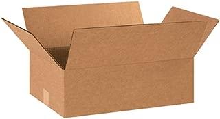 Aviditi 18126 Corrugated Box, 18
