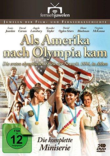 Als Amerika nach Olympia kam - Die ersten olympischen Spiele der Neuzeit in Athen 1896 (Fernsehjuwelen) [2 DVDs]