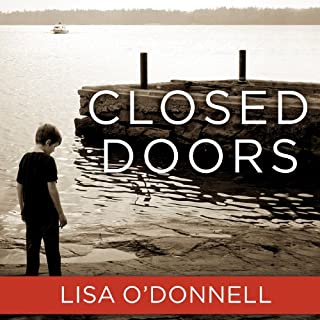 Closed Doors audiobook cover art