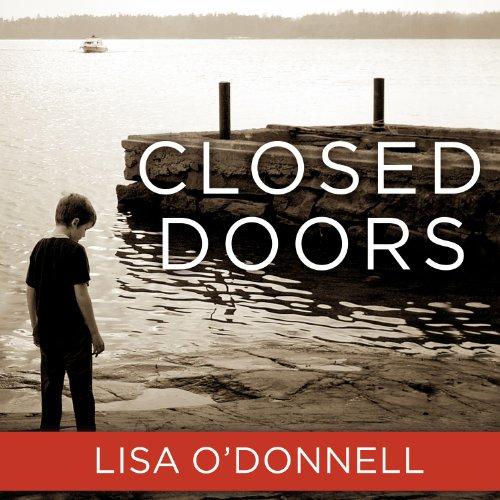 Closed Doors audiobook cover art