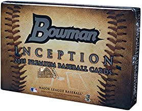 2015 Bowman Inception Baseball Hobby Box
