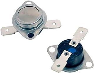 Kit termostato per asciugatrice Hotpoint Indesit Creda Ariston, 2 pezzi