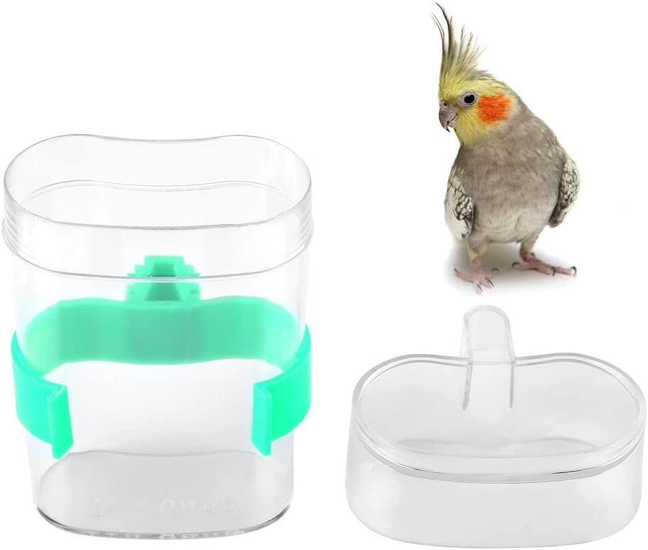 Bird Free shipping Max 50% OFF New Water Feeder Automatic Drink Container Waterer