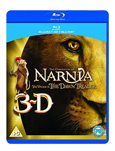 The Chronicles of Narnia: The Voyage of the Dawn Treader (Blu-ray 3D + Blu-ray) [Region A & B]