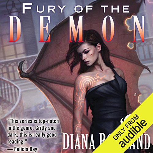 Fury of the Demon audiobook cover art