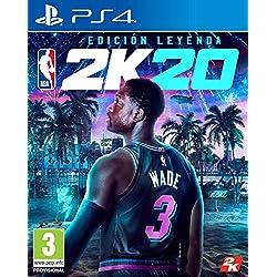 NBA 2k20 Edición Leyenda + Steelbook: Amazon.es: Videojuegos