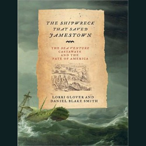 The Shipwreck That Saved Jamestown audiobook cover art