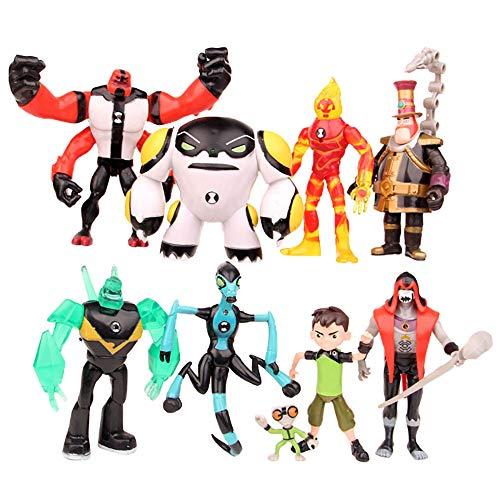 Ben 10 Muñecas Tendencia de la moda muñeca de juguete lindo hecho...