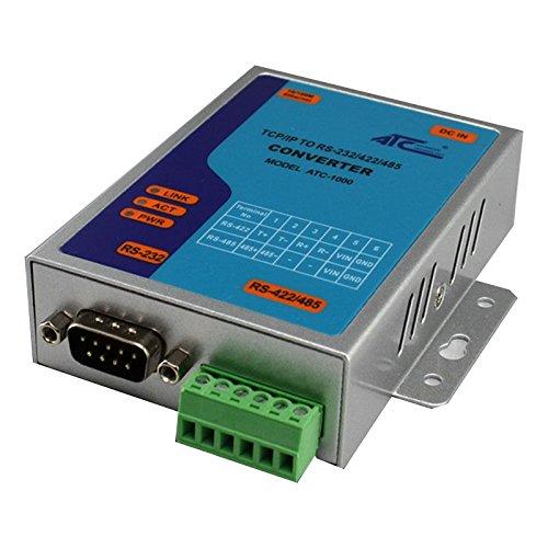 paracity (TM) New atc-1000TCP/IP Ethernet auf Seriell RS232RS485RS422Protokoll Konverter