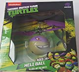 Nickelodeon Teenage Mutant Ninja Turtle Heli Ball Purple Donatello