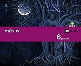 Música. 6 Primària. Saba - 9788467579086