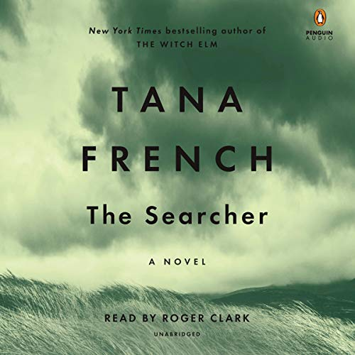 The Searcher  By  cover art