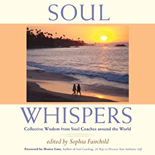 Soul Whispers audiobook cover art