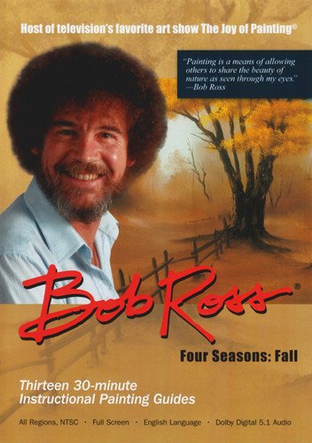 Bob Ross - The Joy of Painting: Fall Collection