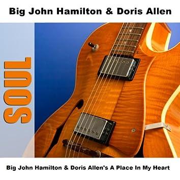 Big John Hamilton & Doris Allen's A Place In My Heart