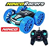 Ninco NincoRacers Reverse. Coche teledirigido Reversible. 27/40 MHz. Color Azul y Negro. Medidas: 20 cm x 16 cm x 9 cm (NH93153)