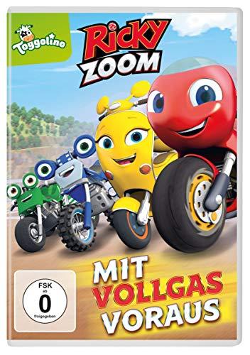 Ricky Zoom - Mit Vollgas voraus