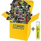 Clipper Classic Large Feuerzeug Collector Mix - Wundertüte- 5-48 Stück (15)